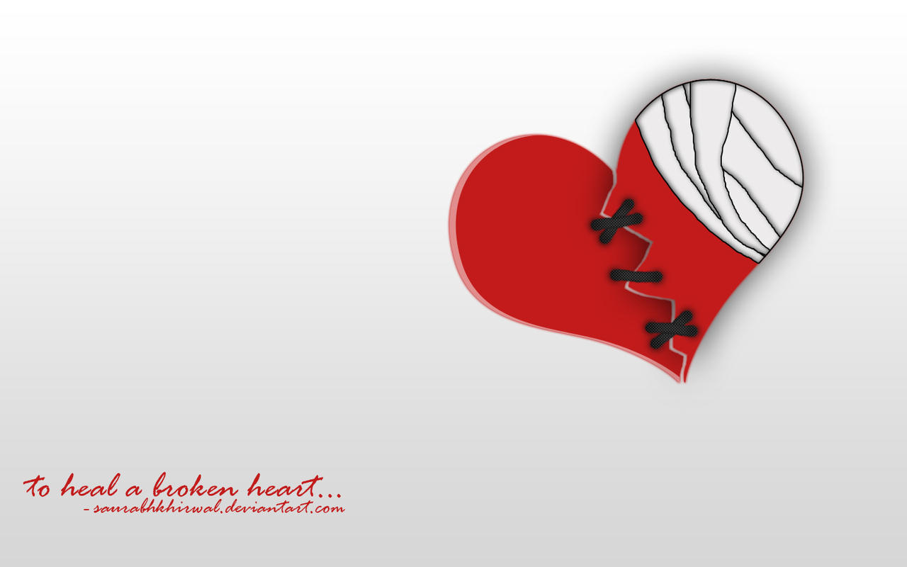 the process of healing a broken heart Every healing process involves discouraging, sometimes painful setbacks — and healing your broken heart after a breakup or loss is no different.