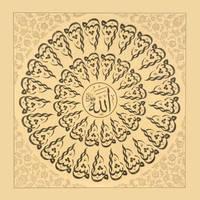 masha' Allah by ACalligraphy