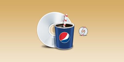 Pepsi Player by Jathu
