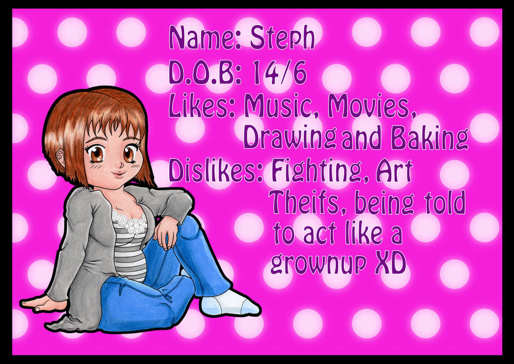 Stephanie-Chivas's Profile Picture