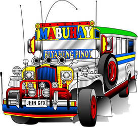Jeepney by jhin22000