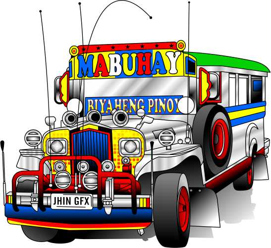 Jeepney by jhin22000