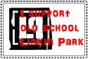 old Linkin Park stamp by weirdofreako17