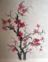blossom tree by PurpleHope