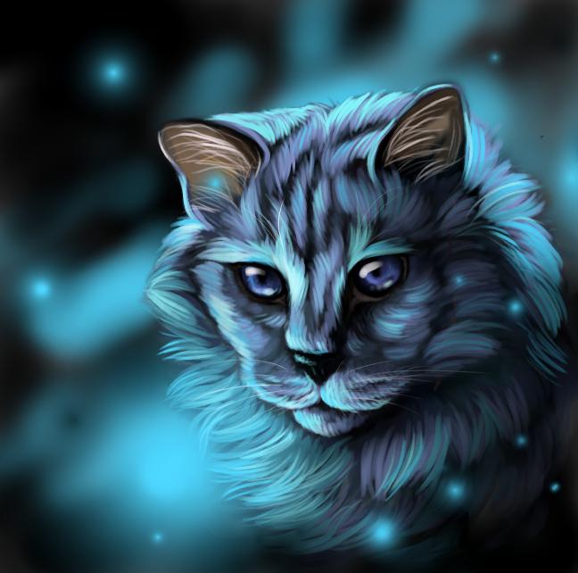 Warriors Of The Rainbow Watch Online: Bluestar: Secrets By PurpleHope On DeviantArt