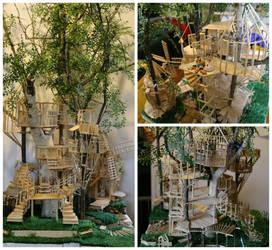 Treehouse by PurpleHope