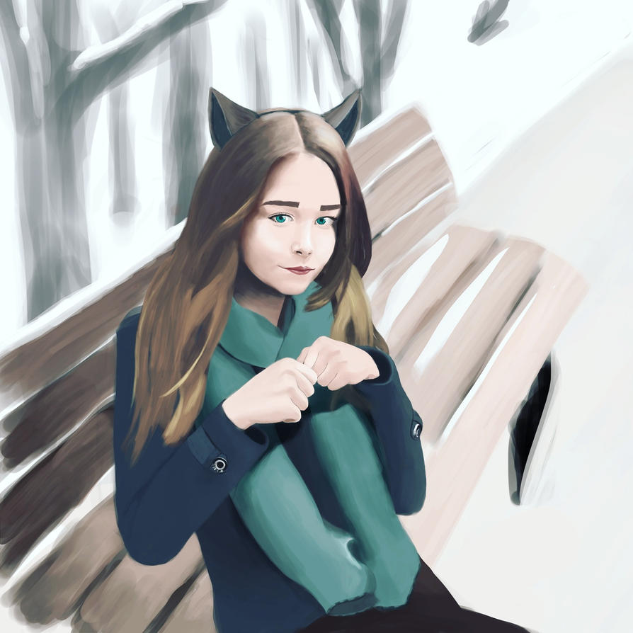 winter by chas1z3