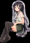 Yozora Mikazuki Render 2