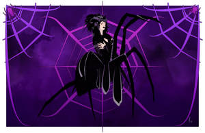 The Spider Queen [Poster]