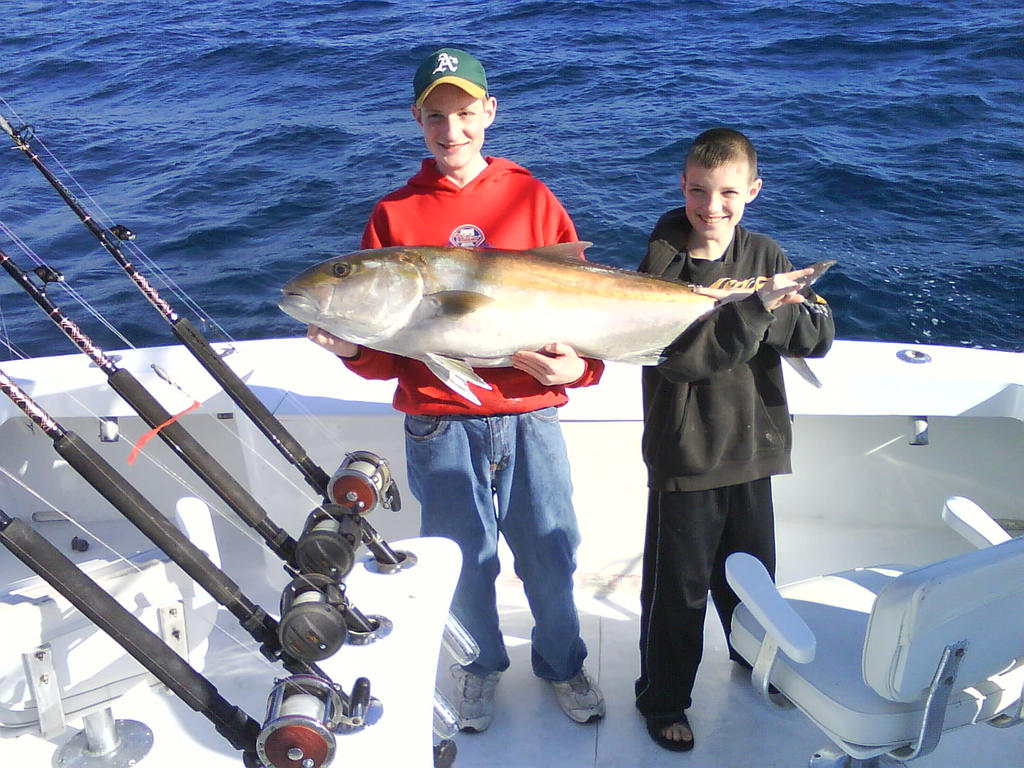 Best quality fishing charter boat in tampa bay fl by for Tampa florida fishing charters