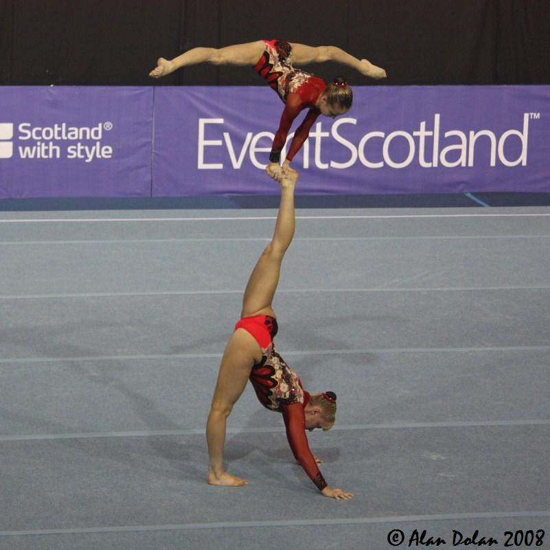 sports acrobatics The sport of acrobatics and tumbling is the evolution of different skill sets used in  gymnastics those skill sets are also the athletic aspects of.