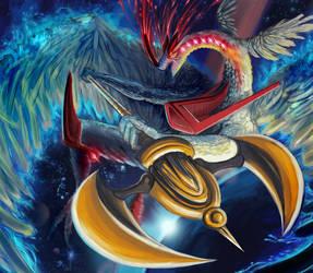 Galactic Dragon Gatekeeper
