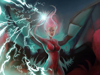 Electric Demon