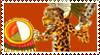 Jaguar Warrior Stamp by Altharmar