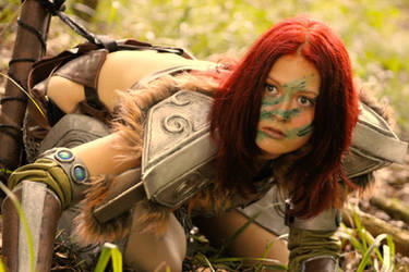 Aela the Huntress Cosplay VII