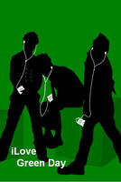 iLove Green Day by MAOnaze13