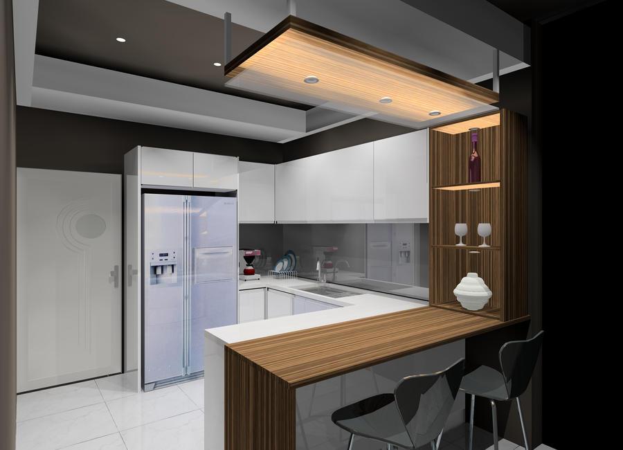 What Is A Dry Kitchen. Mini Dry Kitchen By Miakieu