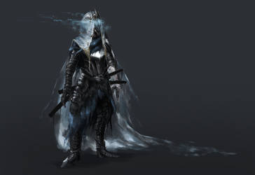 Sirius of the Boreal Valley Concept Art by The-Knights-Stars