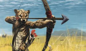 Cheetah Archer