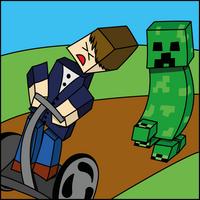 minecraft/happyweels by Andie200