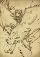 Natsume and Madara by yurike11