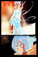 Rukia Bankai   Bleach 570  @ by I-DEVOS