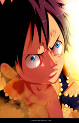 One piece_ You are done ! ! by I-DEVOS