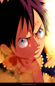 One piece_ You are done ! !