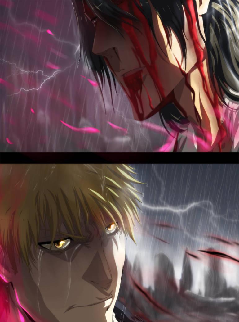 BLEACH_I count on you kurosaki by I-DEVOS