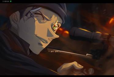 Detective Conan _|Akai Shuichi| by I-DEVOS