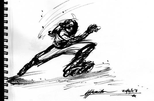 SOR: Skate by peannlui
