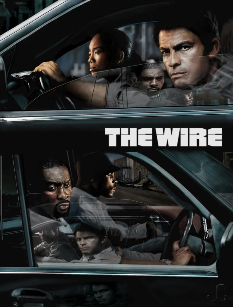 The Wire Hbo Series | Dialogic Cinephilia The Wire Usa David Simon 2002 2008 Hbo Series