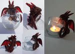 Dragon Candle