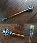 Black Orchid Wand