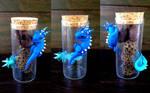 Baby Dragon Herb Bottle