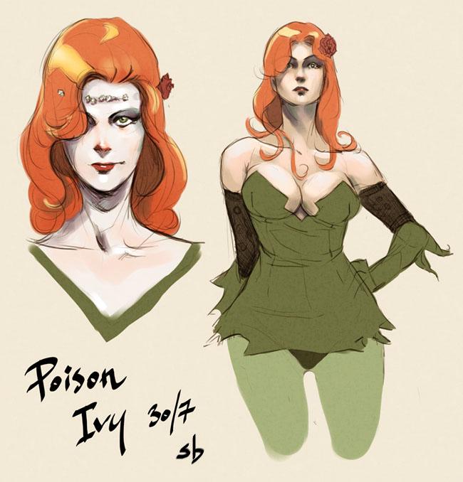 poison ivy comic book. poison ivy comic book