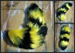 Hornet Yarn Tail