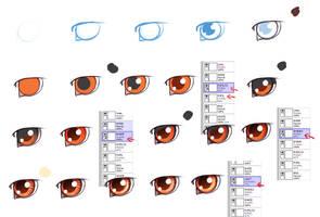 Step-by-Step Eye Shading Tutorial