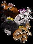 Flower Fox Adopt Base