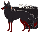 Evlon Ref Sheet