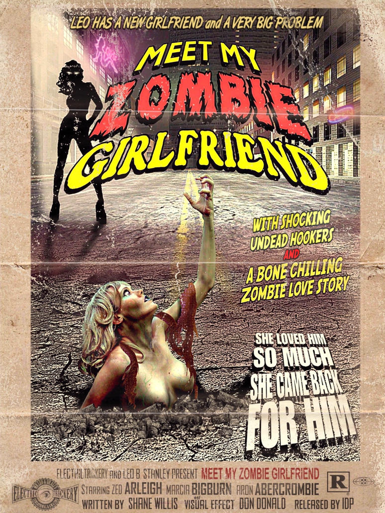 MY ZOMBIE GIRLFRIEND 2   IDP18 by RadActPhoto