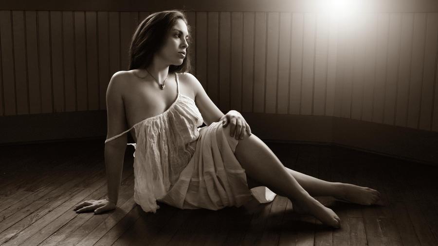 Desiree in light wallpaper by RadActPhoto