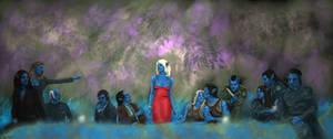 BSG-Avatar -The Last Supper