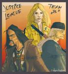 Justice League Team B