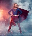 Jodie Comer Supergirl
