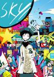 Skymark-kun by jplee27