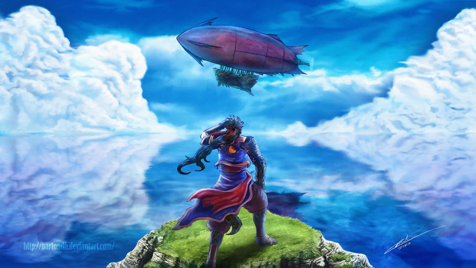 Xodian Emisar Wars ORPG Landscape 2 by BartonDH