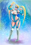 Rainbow Mika SF5 fanart