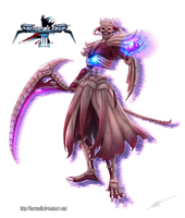 Abyss SoulCalibur III FGBT by BartonDH