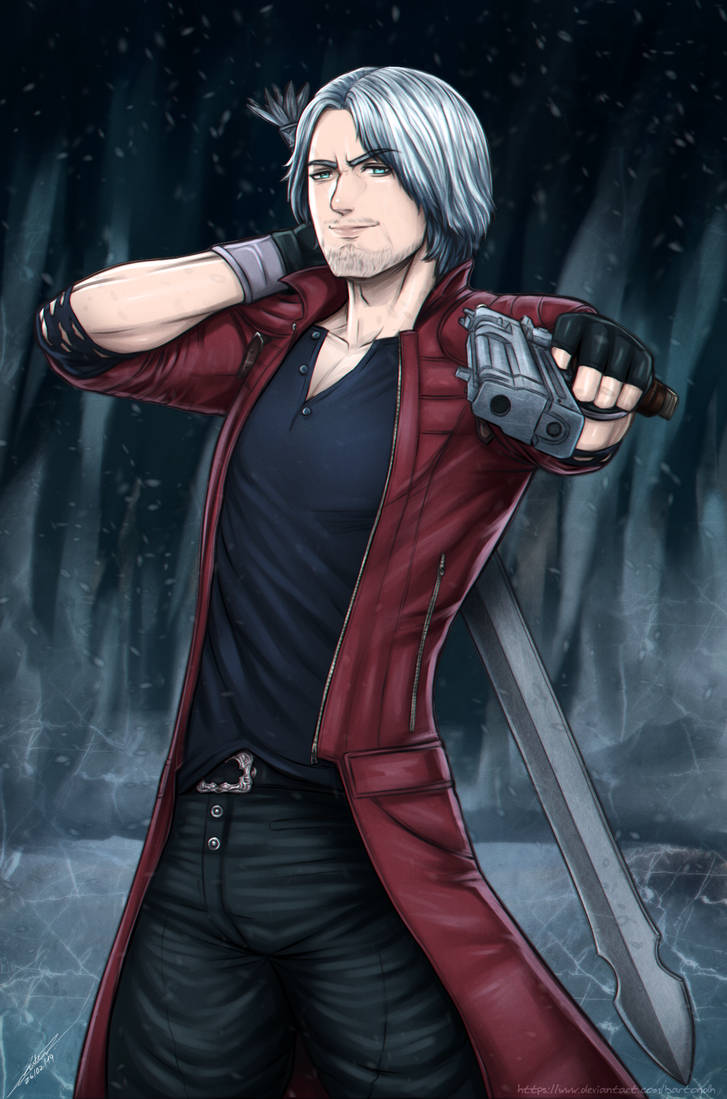 Dante DMC5 - DMC IS BACK!
